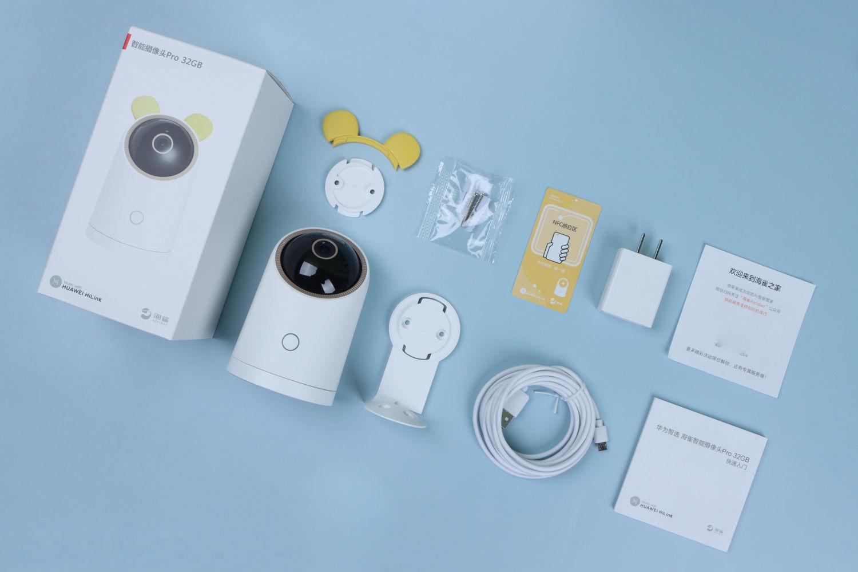 鸿蒙+海思,华为智选海雀智能摄像头评测
