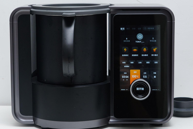 自动炒菜机做菜没灵魂?体验tokit料理机