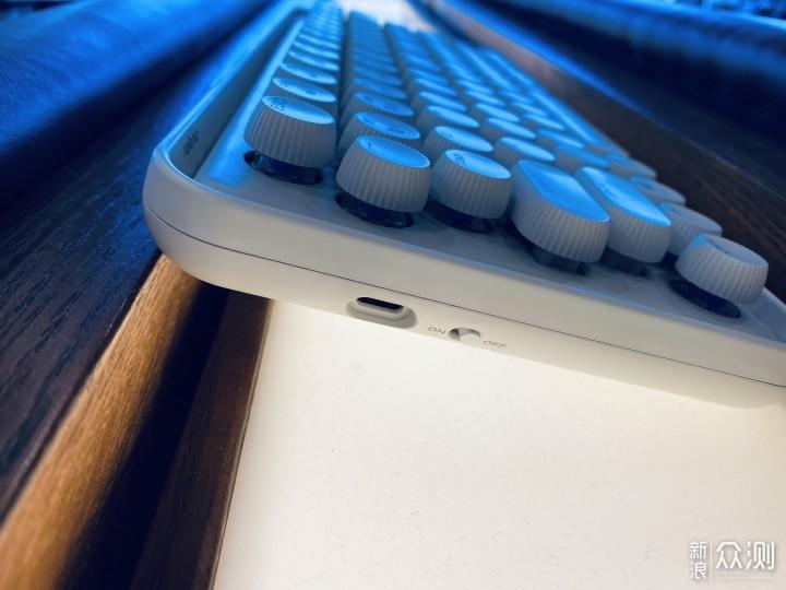 雷柏ralemo Pre 5 无线蓝牙机械键盘评测_新浪众测
