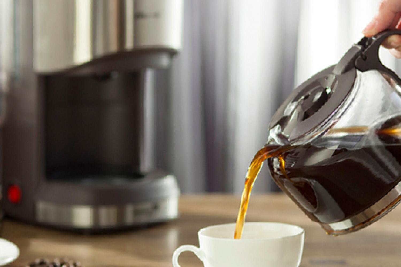 小型全自动迷你咖啡机简单晒