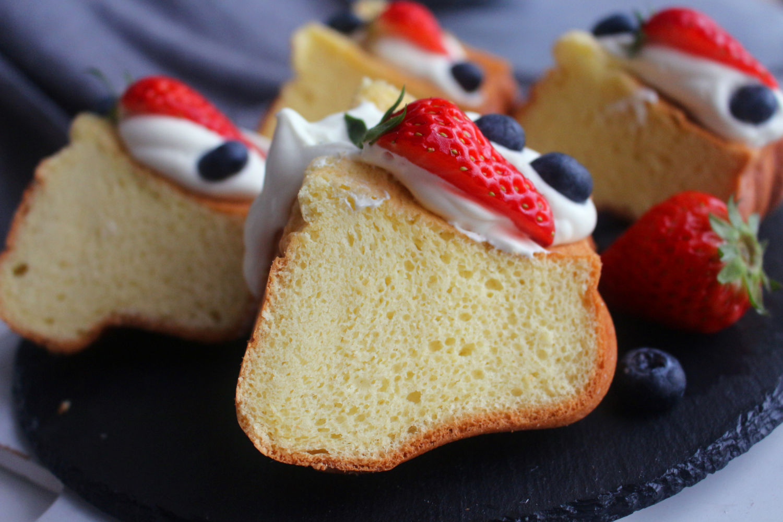 新手也能一次成功的蛋糕配方,好吃又好看!
