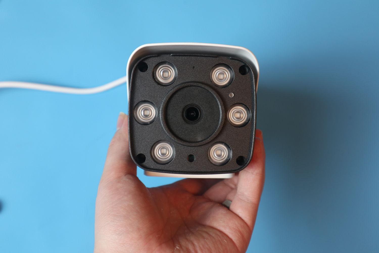 居家安全的首先,华晟HSCP21 POE摄像头