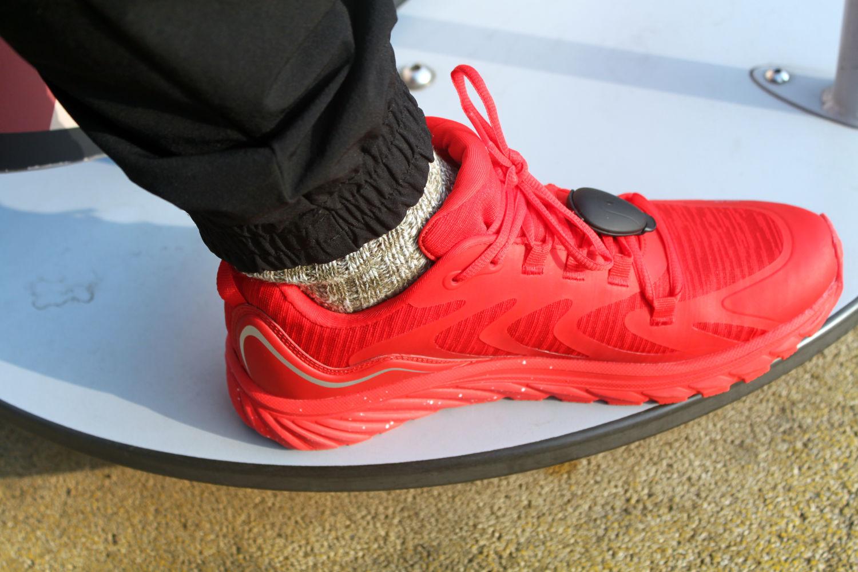 咕咚智能跑鞋10KPro:科学与智能的跑步体验