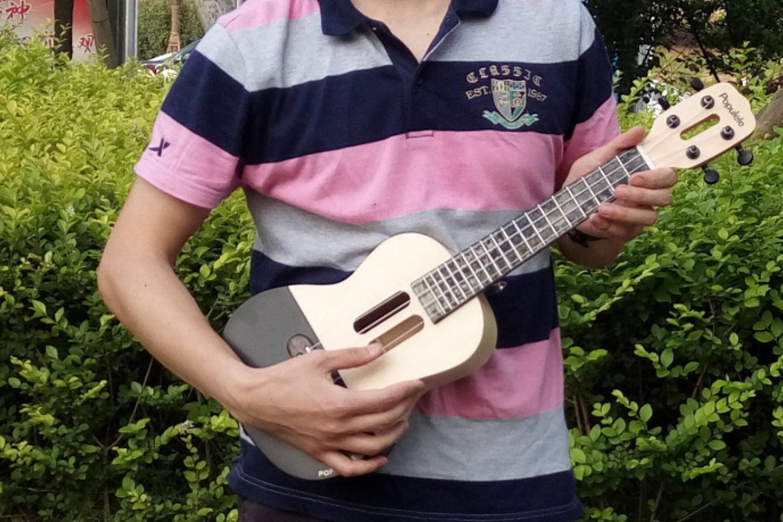 小白学弹唱更轻松有趣,Populele智能尤克里里