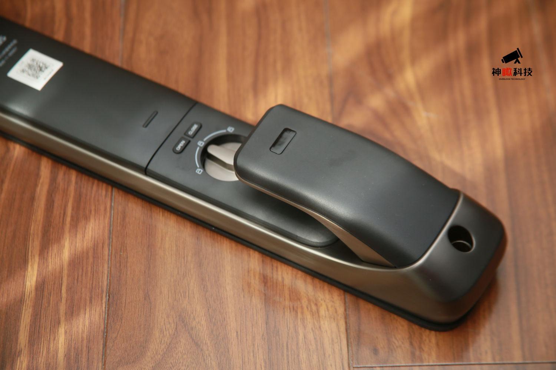 远程猫眼+智能门锁:凯迪仕K20-V体验