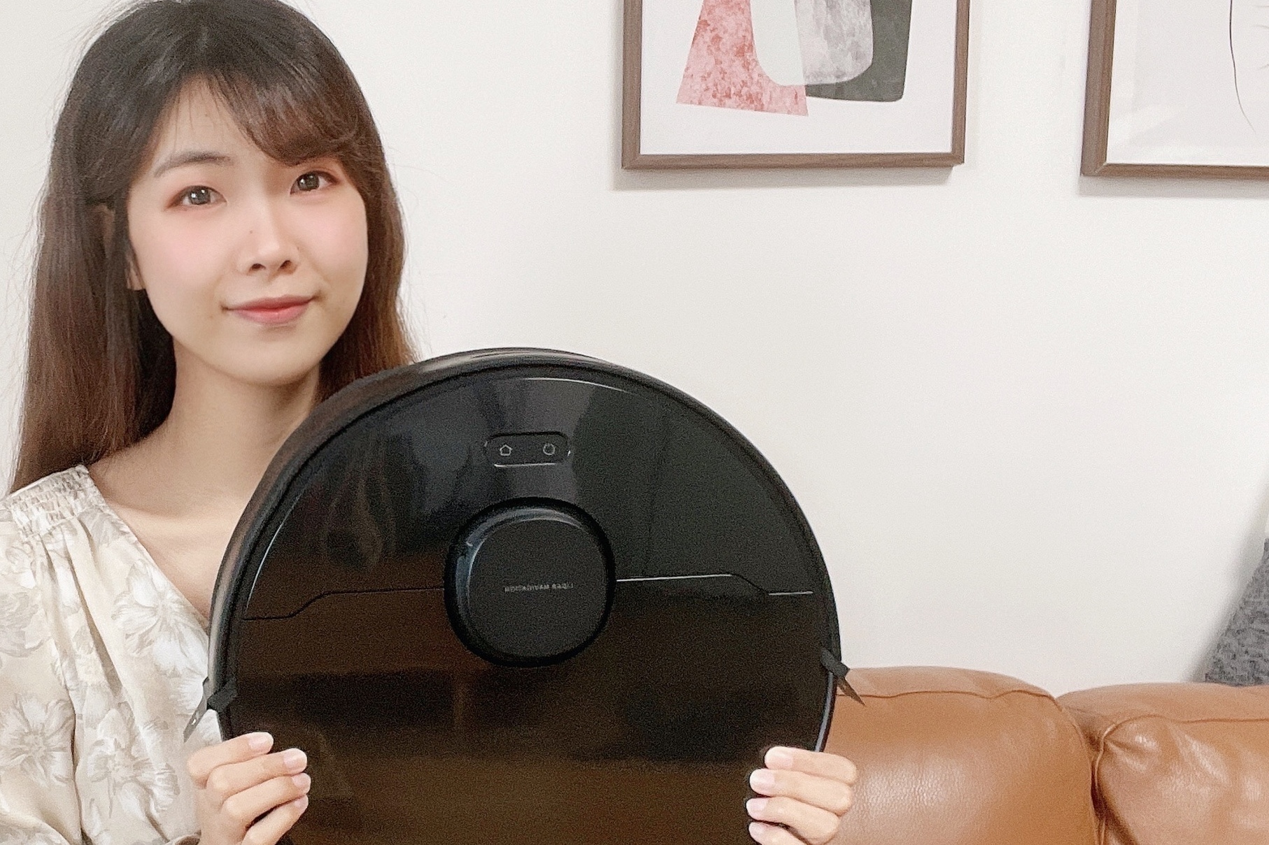 养宠家庭必备丨MOVA L600扫拖机器人#家装#