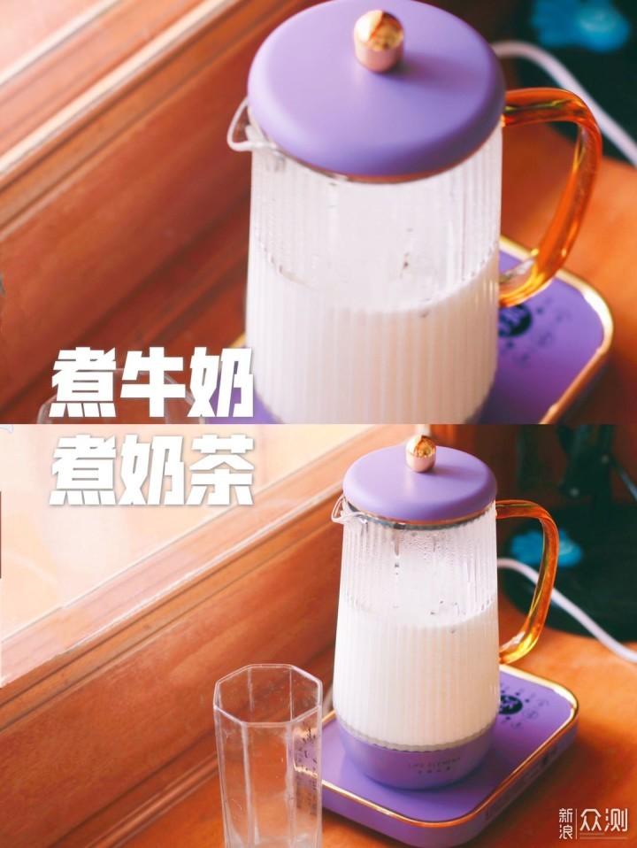 实用小家电 超静音智能高级养生壶_新浪众测