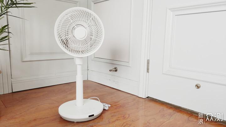 舒乐氏3D空气循环扇评测:将自然凉空气请进屋_新浪众测
