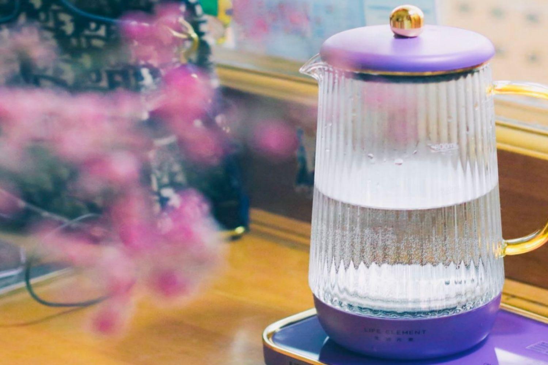 妈妈也喜欢的实用小家电 生活元素鲜享养生壶