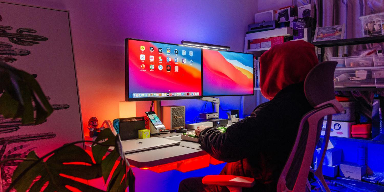 无线桌面终极进化:Mac Mini M1桌面配件指南