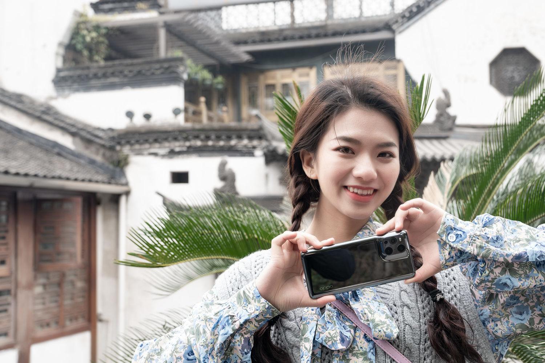 10亿色OPPO Find X3 Pro,寻找杭州的色彩之美