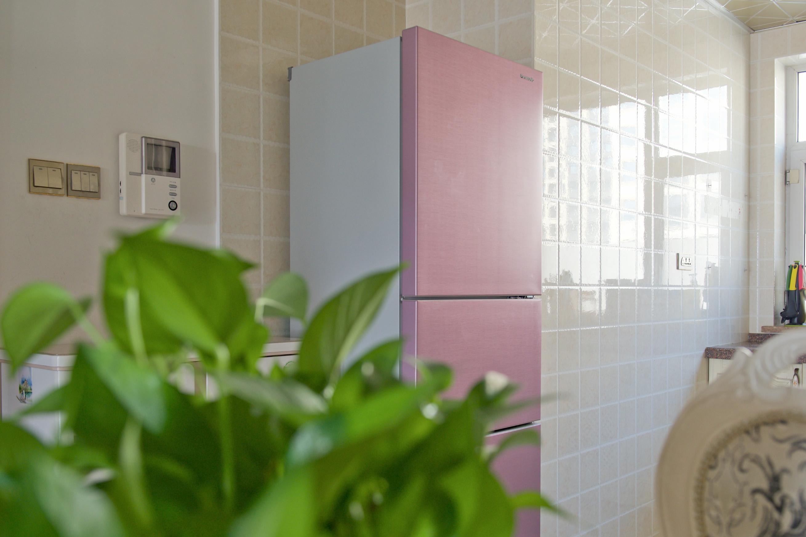 超薄冰箱小户型的最佳选择,松下NR-EC26MPA-P