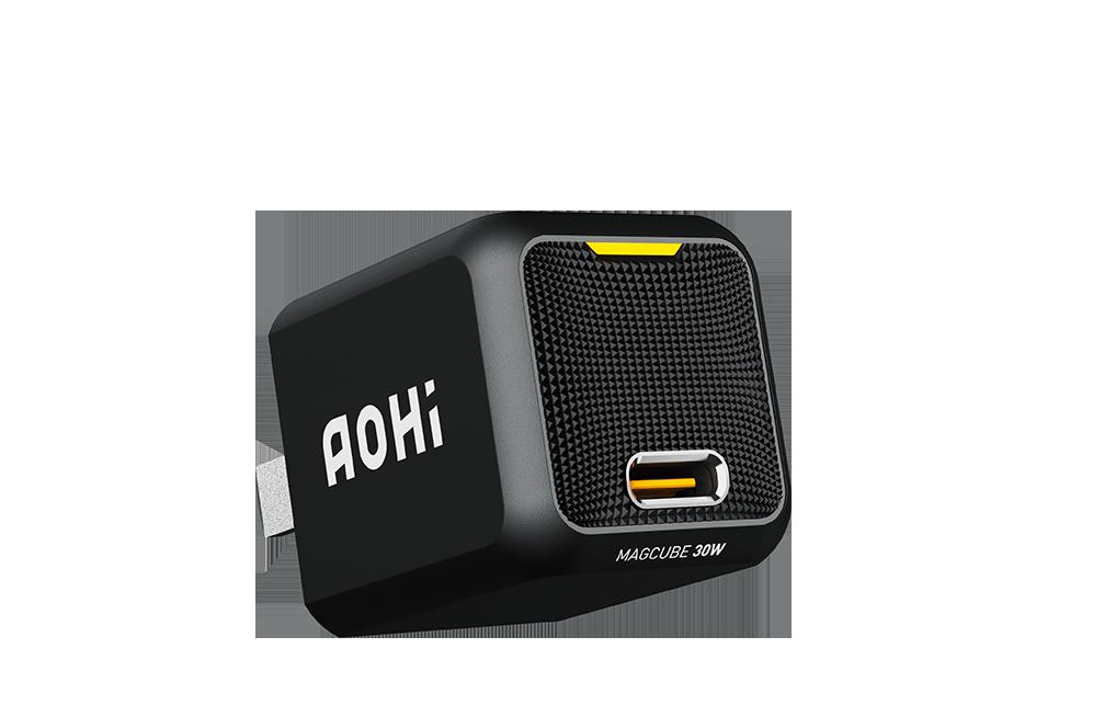 Aohi 30W微型大功率充电器免费试用,评测