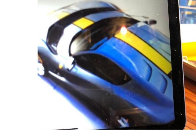 预计5月5日亮相,法拉利812特别版细节曝光
