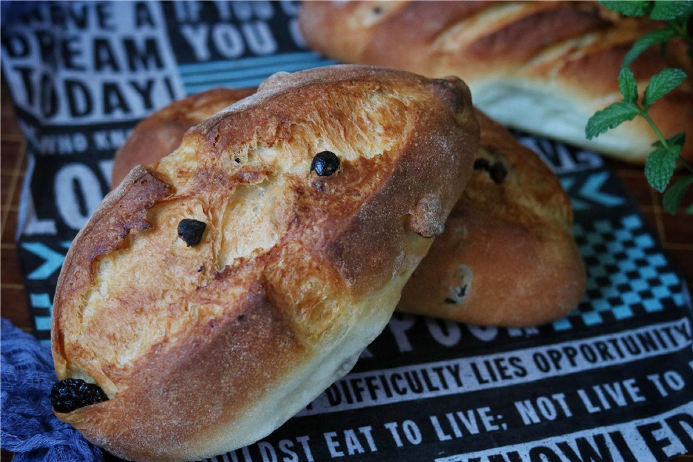 面包也能很健康,低糖少油,整形简单