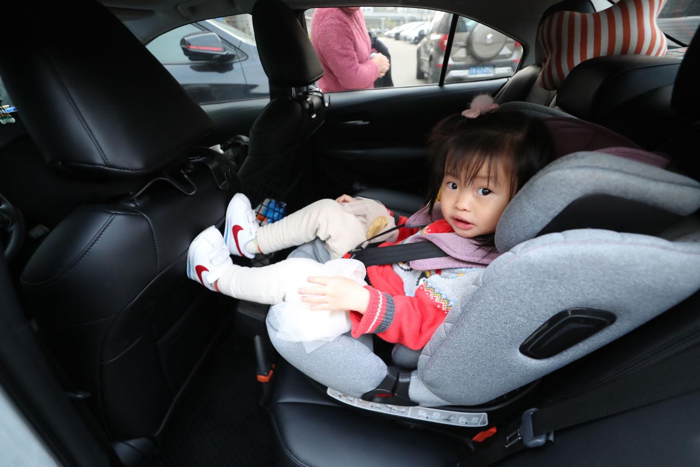 安全舒适伴宝宝出行,惠尔顿星愿儿童安全座椅
