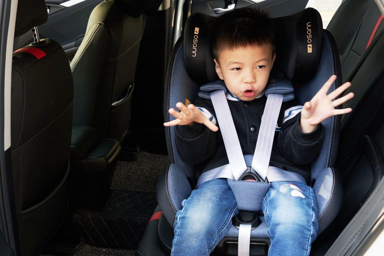 7千字总结:安全座椅的安全性刚在哪?附晒单
