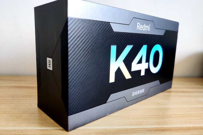 上手Redmi K40游戏版:可能不像游戏手机