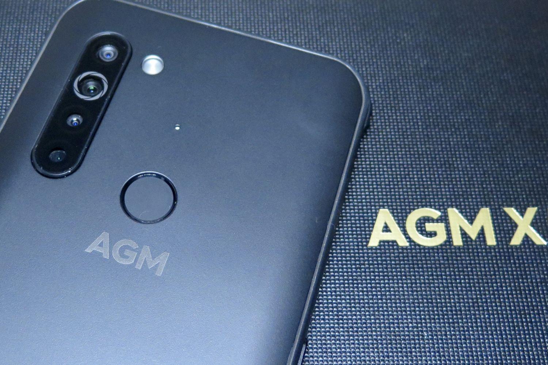 让户外工作更任性放肆,户外手机AGM X5纯享版