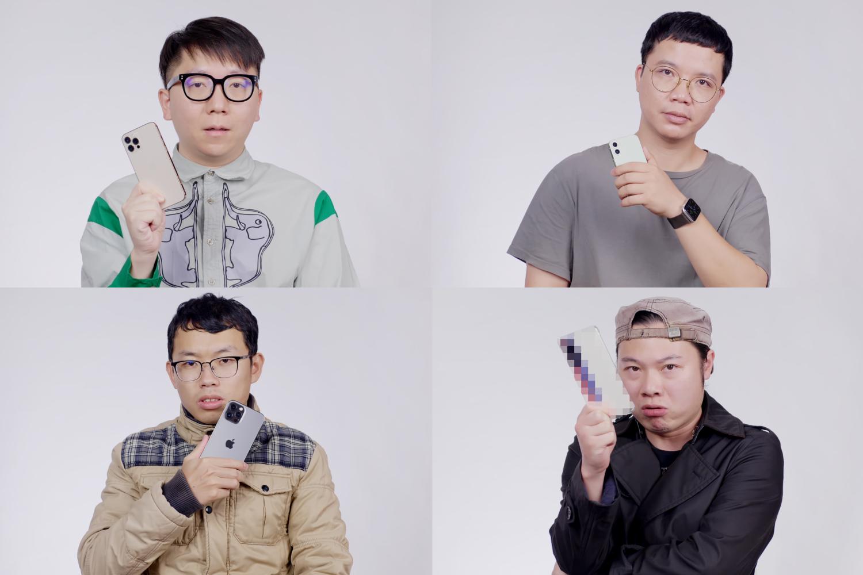 为深度了解iPhone 12,我们采访四位手机用户