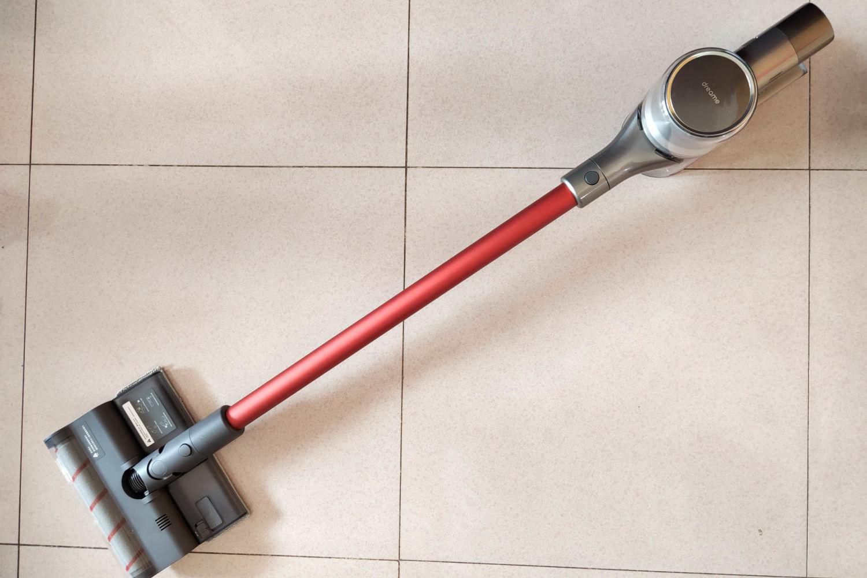 追觅T20无线吸尘器:高颜值大吸力、吸拖一体