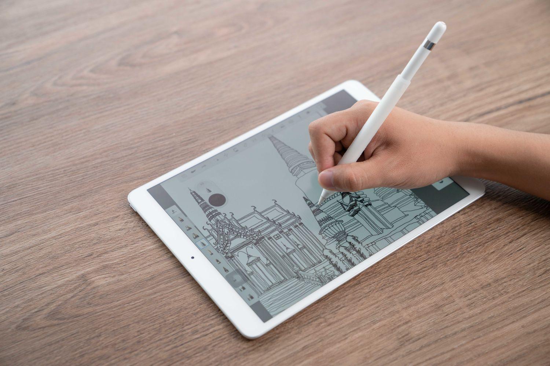 助力写作绘画 用Apple Pencil保护套提升手握感