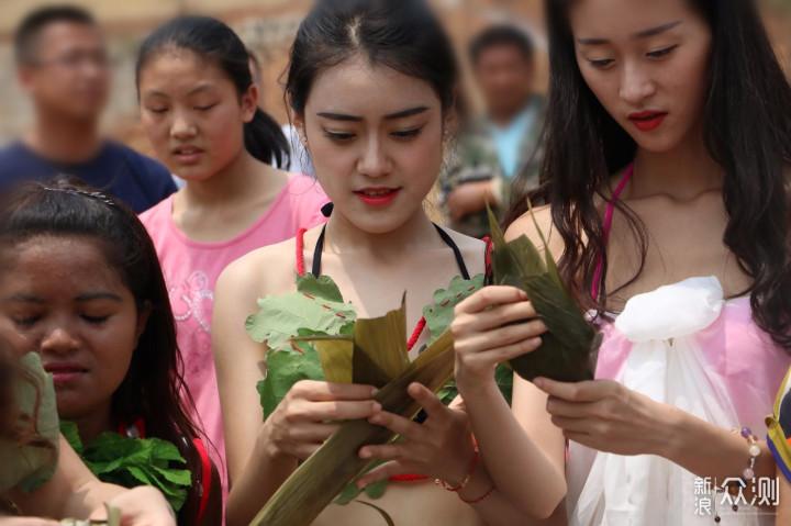 五月端阳粽子飘香,龙舟竞渡祥和安康。_新浪众测