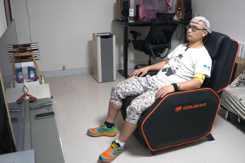 电竞椅同门师兄,骨伽游侠电竞沙发体验点评