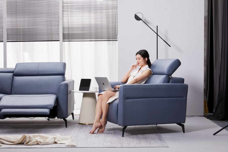 历经3次装修,终于选择了8H Master智能沙发