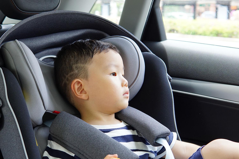 移动的头等舱,宝糖大白安全座椅孩子坐到12岁
