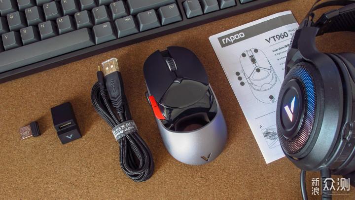 带OLED显示屏的电竞游戏鼠标我还真是第一次见_新浪众测