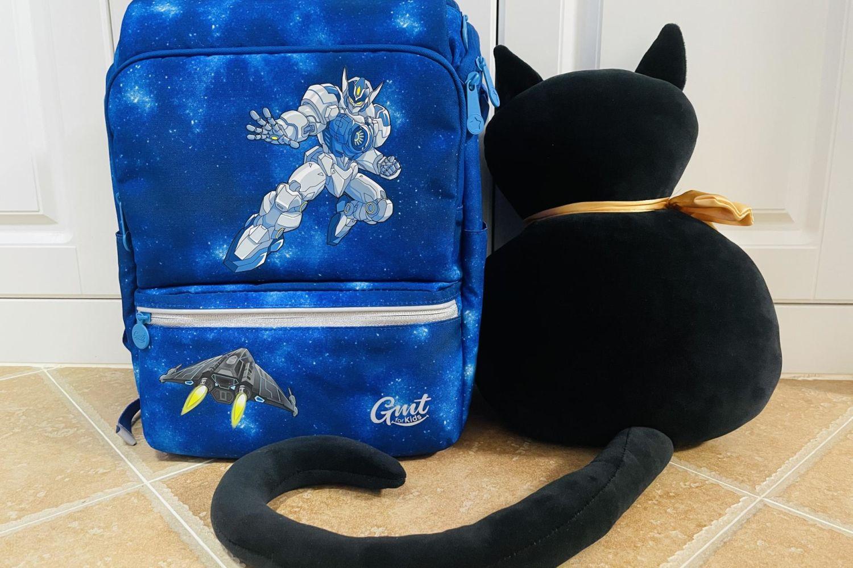送小侄子的六一儿童节礼物:GMT挪威小方包