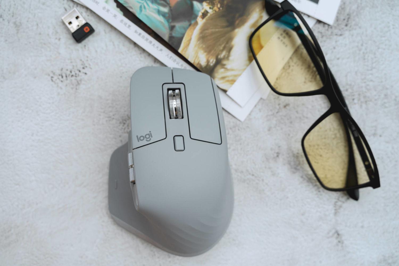 罗技MX Master 3鼠标:程序员手掌生产力神器