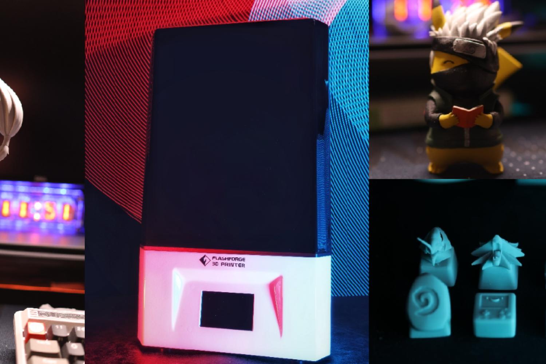 成为神笔马良的秘籍:3D LCD打印机使用分享