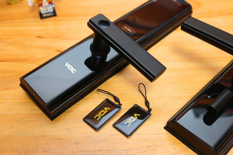 手机0电也能开门—华为智选VOC智能门锁S测评