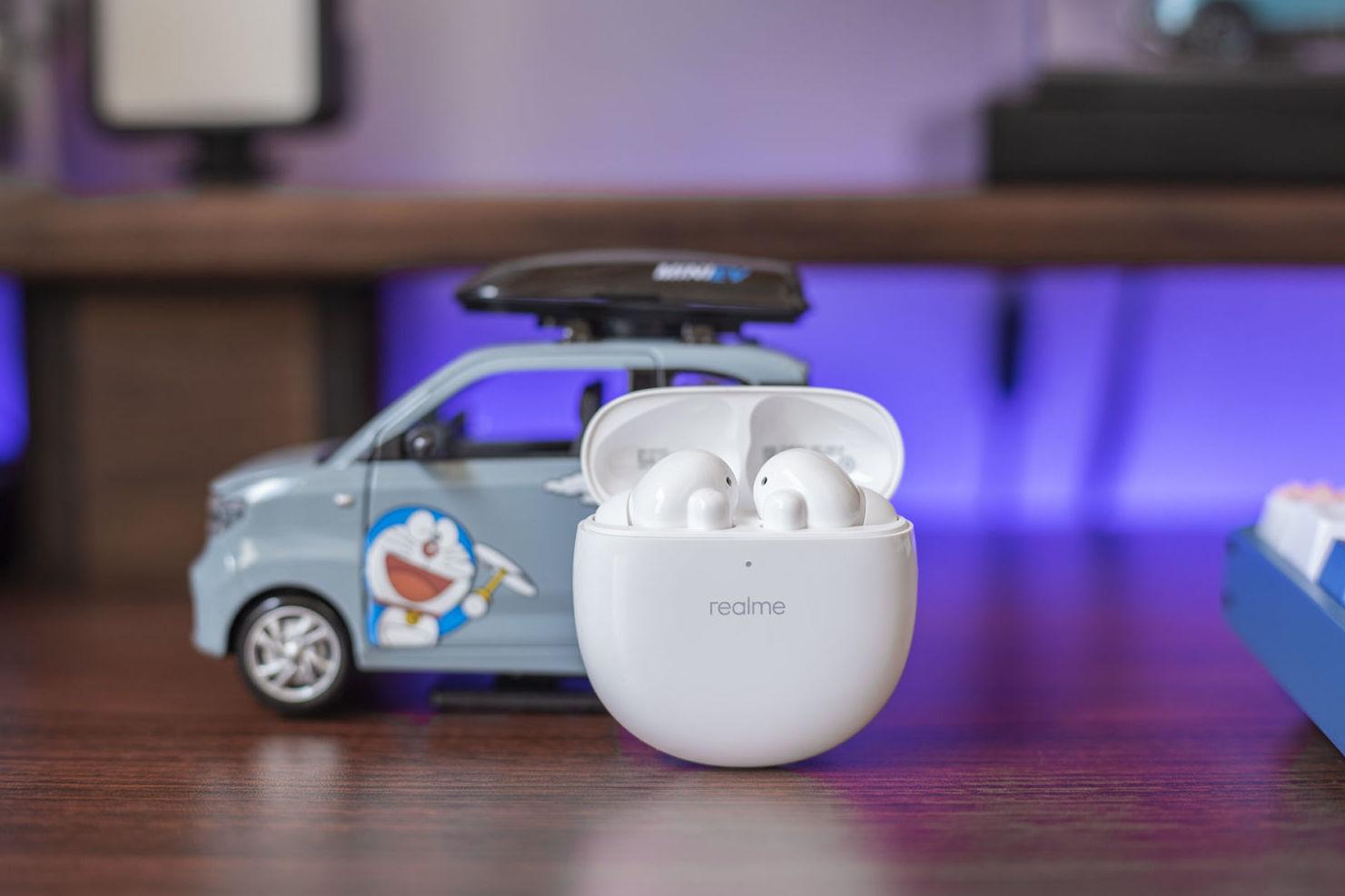 真我Buds Air Pro体验:好用还便宜的降噪耳机