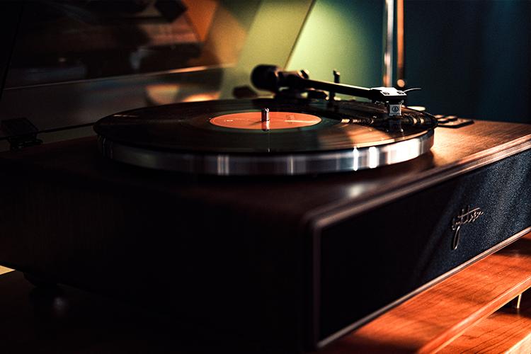 Syitren paron一体式黑胶唱片机免费试用,评测