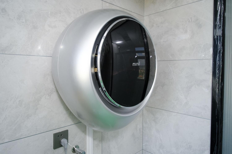 小吉壁挂洗衣机入户注意事项、经验与心得分享