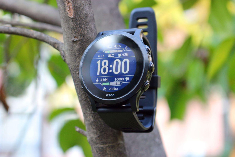 宜准R6跑步手表:为跑步而生