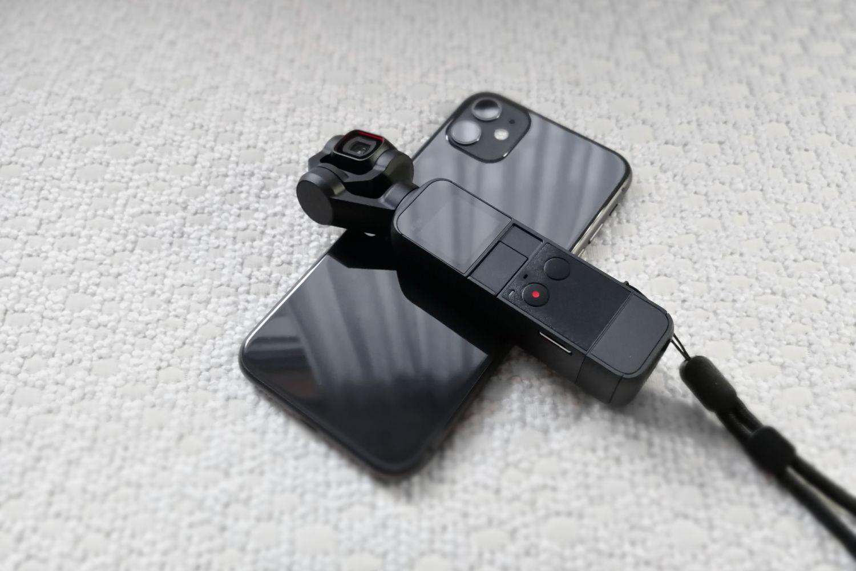 """口袋云台相机是""""鸡肋""""?这几点比手机强得多"""