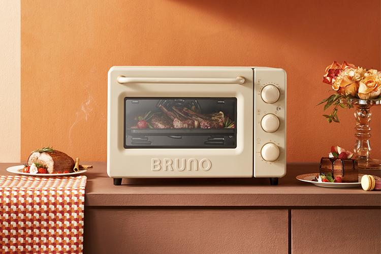 BRUNO烟熏烤箱免费试用,评测