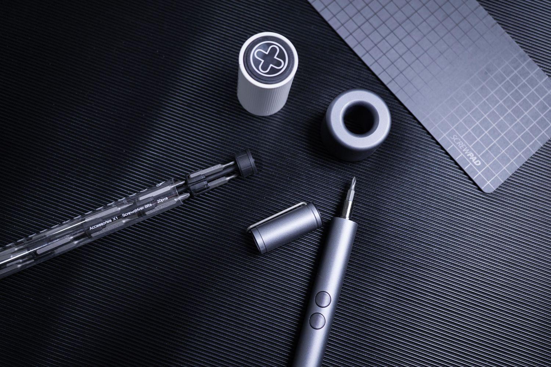 小工具的高级感:WOWSTICK PLAY锂电螺丝刀