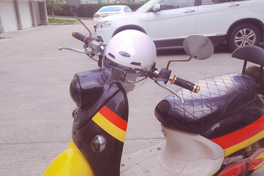 带有蓝牙音箱的安全头盔:Smart4u蓝牙头盔