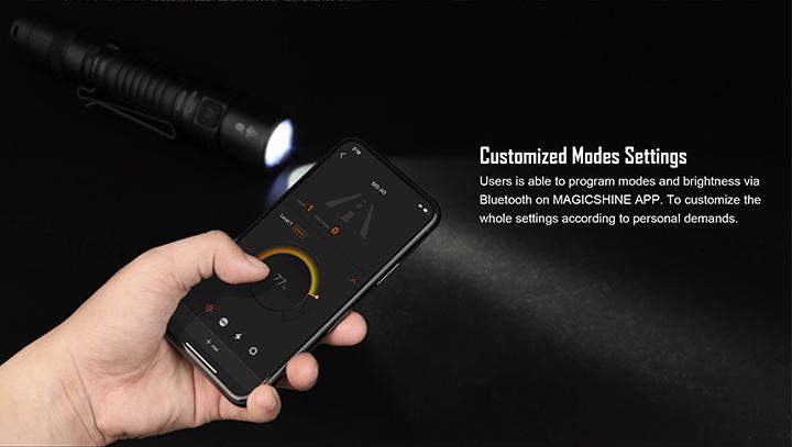 迈极炫MOD20B便携式手电筒免费试用,评测