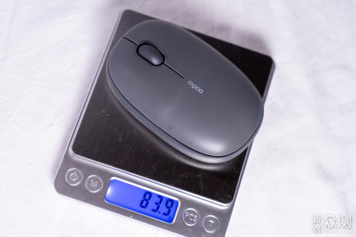 一只五号电就用9个月,这款无线鼠标真不一般_新浪众测