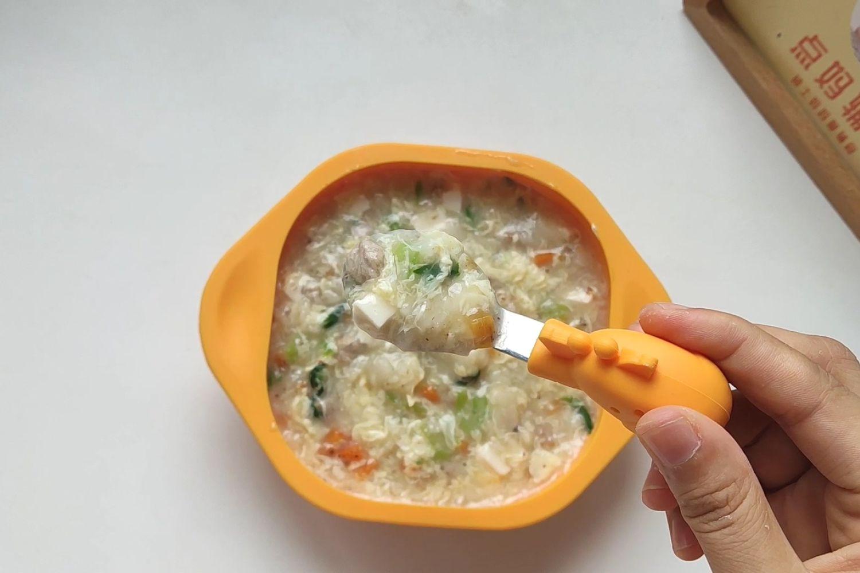 家常版宝宝疙瘩汤的做法,不爱吃饭,换种做法