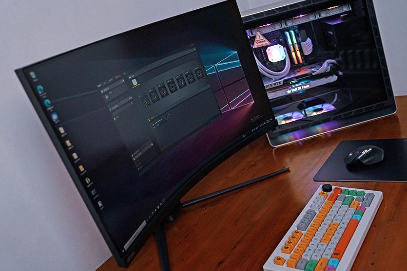 乔思伯 UMX6 RGB 主机装机分享