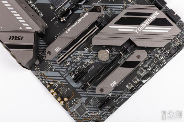 必酷802装机作业分享-5800X+X570S战斧+3060TI_新浪众测