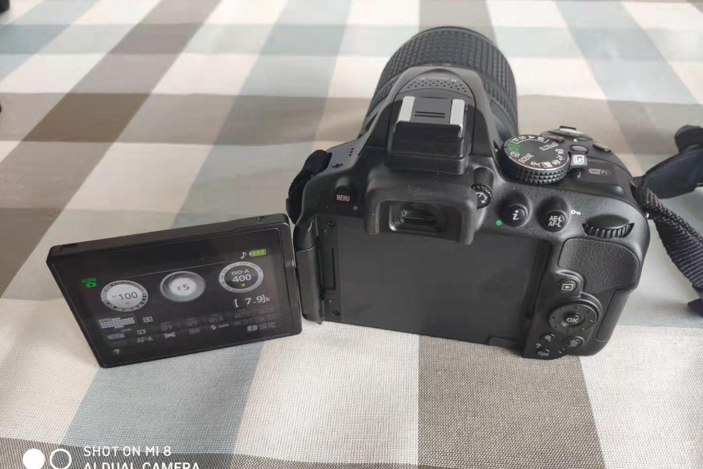 尼康D5300 18-140VR防抖单反数码照相机