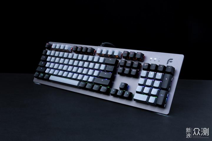 玩家适合什么机械键盘,简约轻时尚,迪摩F1_新浪众测